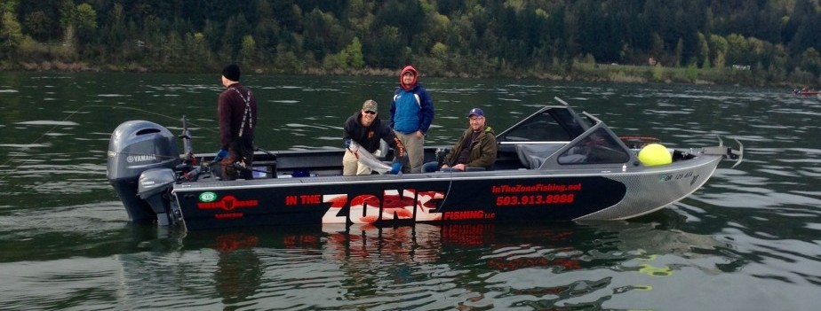 how to catch spring chinook salmon