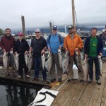 2014 Astoria Salmon Bachelor Party