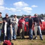 2014 Buoy 10 Salmon + Bonus Steelhead